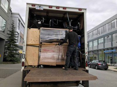 Moving Companies Burnaby Bc