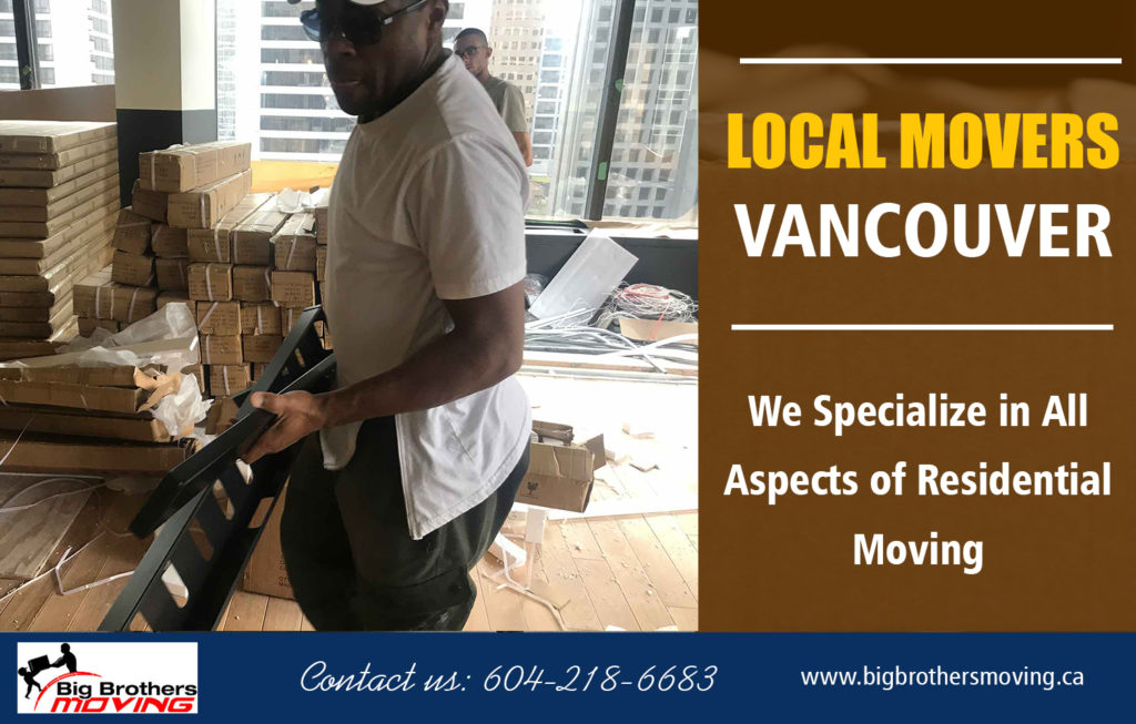 Coquitlam Bc Moving Companies